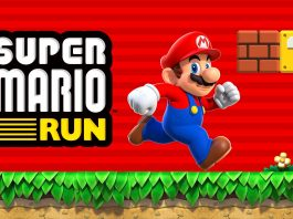 videogame - Super Mario Run