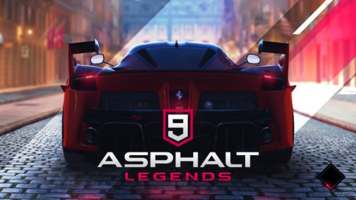 Asphalt 9 Legends, giochi Nintendo Switch, giochi gratis